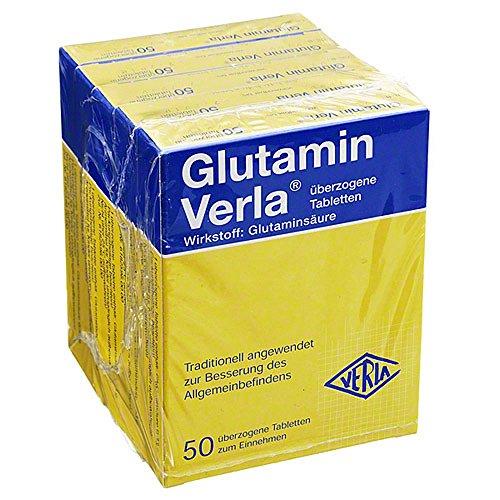 Glutamin Verla Tabletten, 250 St.