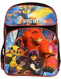 Preisvergleich für Backpack - Big Hero 6 - Hiro and Bamax School Bag New 653170 by Big Hero 6