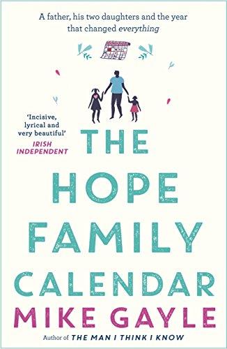 The Hope Family Calendar (English Edition) por Mike Gayle