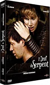 L'Oeuf du serpent [Édition Collector]