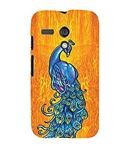 PrintVisa Designer Back Case Cover for Motorola Moto G :: Motorola Moto G (1st Gen) :: Motorola Moto G Dual (books television charger data cable bluetooth)