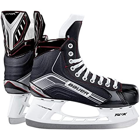Bauer – Patines vapor X300, color multicolor, tamaño 2