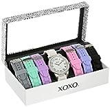 XOXO Women's XO9069 Analog Display Analo...