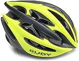 Rudy Project Sterling + Helmet Yellow Fluo - Black Matte Kopfumfang S-M | 54-58cm 2019 Fahrradhelm