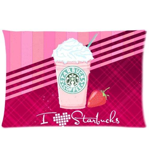 starbucks-logo-custom-rectangle-pillow-cases-pillowcase-covers-standard-size-20x30-one-side