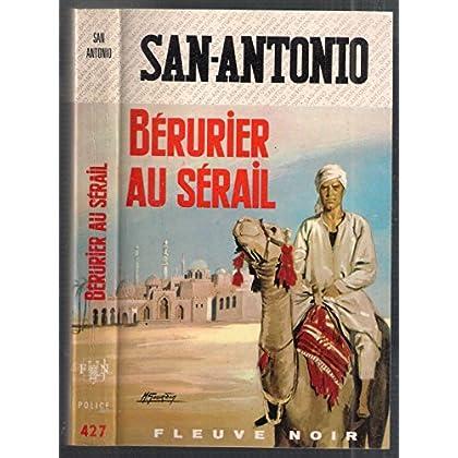 San - antonio : bérurier au sérail