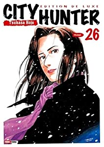 City Hunter - Nicky Larson Edition de luxe Tome 26