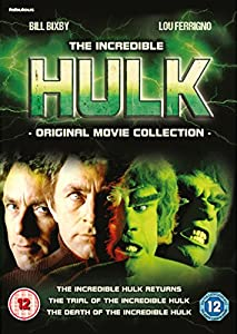 The Incredible Hulk Movie Collection [DVD]