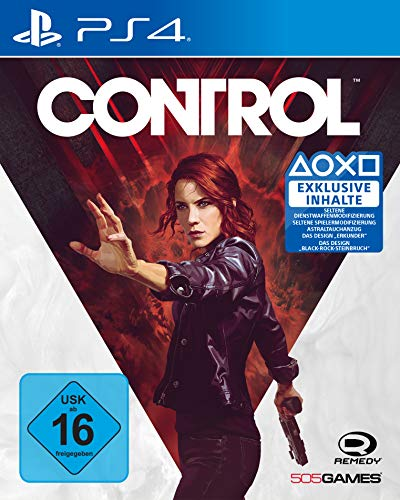 Control - [PlayStation 4 ]