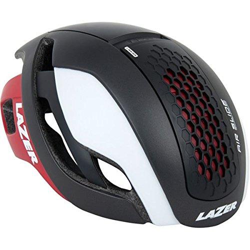 Lazer Bullet Helmet Matte Black/White red Kopfumfang 58-61cm 2019 Fahrradhelm