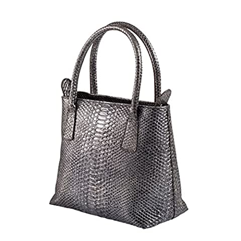 Tilla...Le Borse Women's Top-Handle Bag grey grey