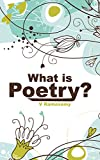 #10: What is Poetry?