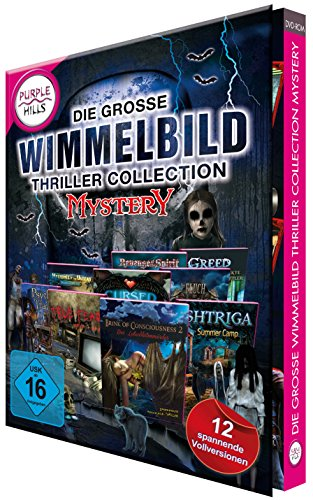 Die große Mystery Wimmelbild-Thriller Collection Standard Windows Vista/10/8/7
