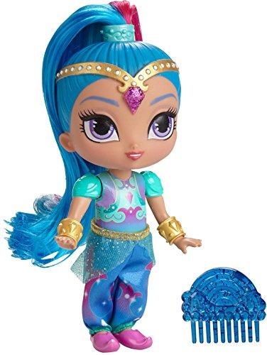 Shimmer And Shine - Muñeca Shine Arcoiris Zahramay (Mattel FHN26)