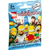LEGO® Minifigures - The Simpsons™ Series - Juego de construcción The Simpsons Los Simpsons (LEGO 71005) - Minifiguras simpson series SURTIDO (60)