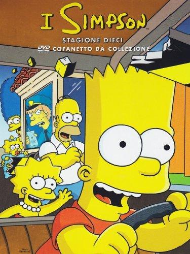 I Simpson - Stagione 10 Box Set (4 Dvd) by Matt Groening