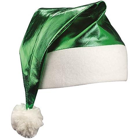 Cappello da Babbo Natale con/senza testo desiderato ricamato, Cappello di