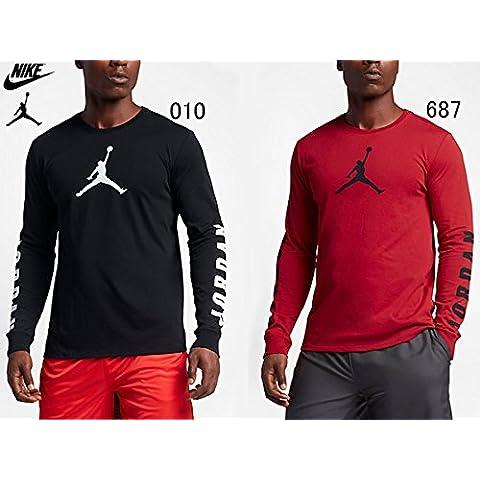 Nike Flight 23 L/S Dri-Fit Tee - Maglietta manica lunga