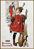 51 uto92%2BaL. SL160  - I migliori libri da leggere su Norman Percevel Rockwell