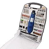 266tlg Mini Schleifer Zubehör Set Elektro Schleifmaschine Multifunktion Werkzeug