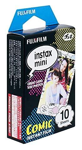 Fujifilm Instax Mini Instant Film, Comicstrip,