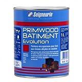 Peinture Seigneurie PrimWood Evolution Bâtiment Blanc 1L