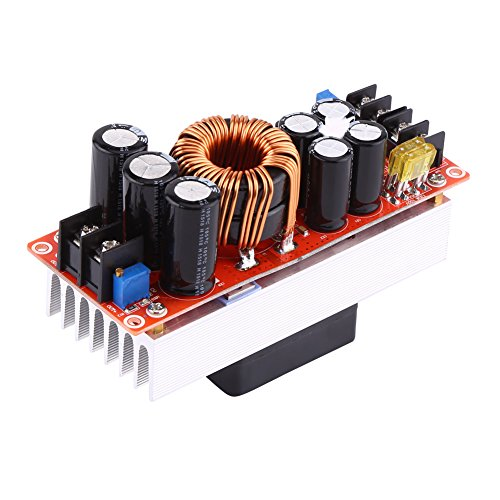 1PC Boost Modul 1500 Watt 30A DC-DC Boost Converter Step-up Netzteil Modul In 10~60 V Out 12~90 V 30 x 84 x 52mm/5,11 x 3,3 x 2,04""