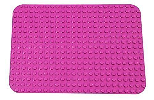 kompatibel mit Bausteinen Aller führenden Marken - nur für Steine mit großen Noppen geeignet - 15