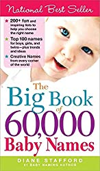 [The Big Book of 60,000 Baby Names] (By: Diane Stafford) [published: November, 2006]