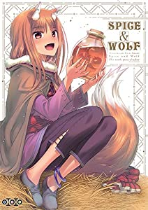 Artbook Spice & Wolf the Tenth Year Calvados Edition simple One-shot