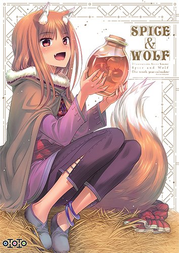 Spice & Wolf : The tenth year calvados par