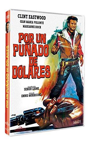 Por un puñado de dolares - DVD