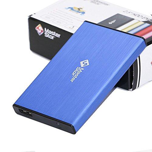 MasterStor - Hard disk esterno, unità di