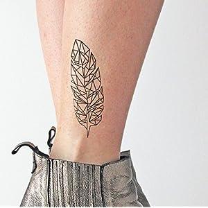 Geometrischen Stift - 2 Temporäres Tattoo