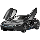 Charles Bentley BMW i8 Licensed Rastar 1/14 Scale Remote Control Car With Remote