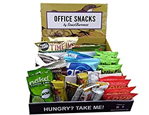 SnackBaron-vollwertige Snacks für Büro, Office und Meetings - 35 Snacks...