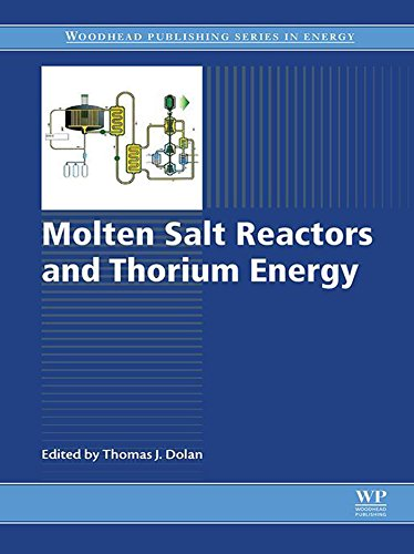 Molten Salt Reactors And Thorium Energy (woodhead Publishing Series In Energy) por Thomas James Dolan epub