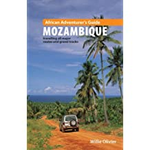 African Adventurer's Guide to Mozambique: Travelling All Major Routes and Gravel Tracks