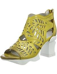 94d46b80c3 Amazon.it: Giallo - Sandali / Scarpe da donna: Scarpe e borse