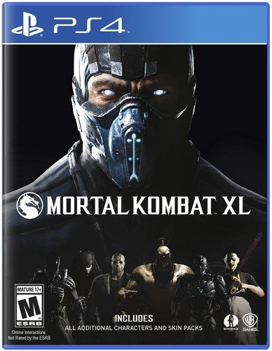 Mortal Kombat XL - PlayStation 4 by Warner Home Video - Games