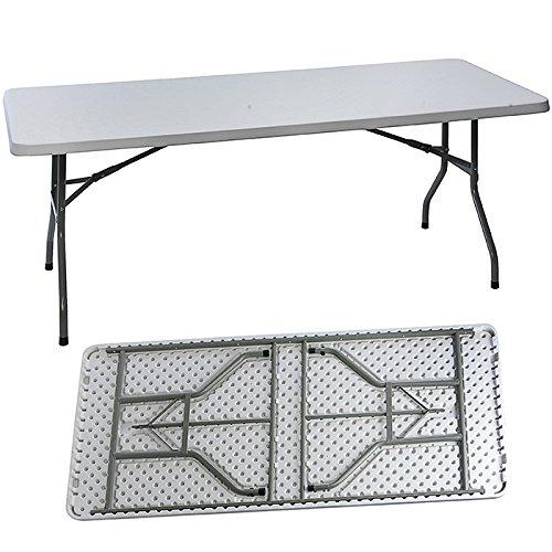 Lifetime Garden 54217 Table Foldable 183 x 76 x 74 cm