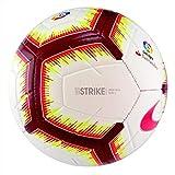 Nike La Liga Strike 2018 2019 Ligue d'Espagne Blanc/Rose/Rouge Large Pro Taille 5