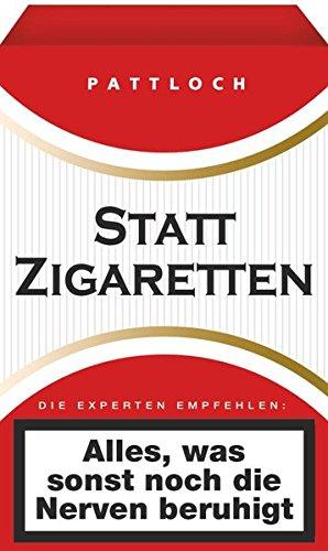Statt Zigaretten (rote Schachtel): Alles, was sonst noch die Nerven beruhigt (Geschenkideen)