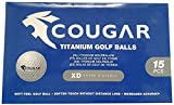 Cougar, Titanium Golfbälle, 30er Set