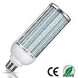 Akaiyal 40W E27studio LED lampada mais luce diurna 5500K a vite ES dl-led guscio in alluminio per la fotografia illuminazione, video, illuminazione foto 1-pack