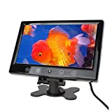 from Tempo di Saldi Colour 9Inch TFT LED monitor with touch buttons remote control for Car Camper Home