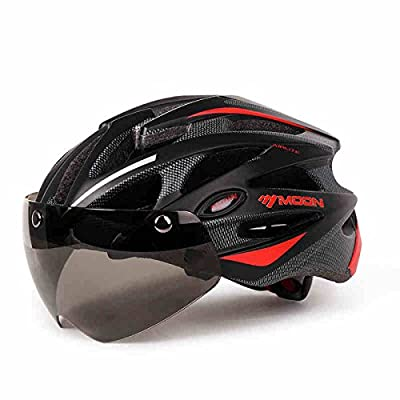 Ultra Light Weight- Specialized Bike Helmet, Adjustable Sport Cycling Helmet Bike Bicycle Helmets For Road & Mountain Biking,Motorcycle For Adult Men & Women,Youth - Racing,Safety Protection by Zidz