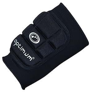 Optimum Matrix Protection de biceps Noir Taille S