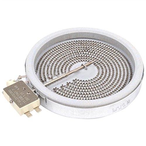 Spares2go - Elemento de cerámica para estufa