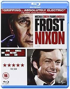Frost/Nixon [Blu-ray][Region Free]